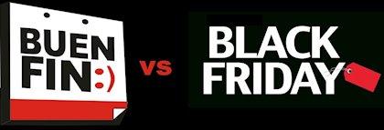 Logo de buen fin vs black friday