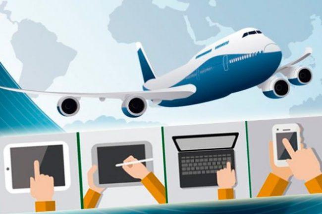 Comprando vuelos por internet