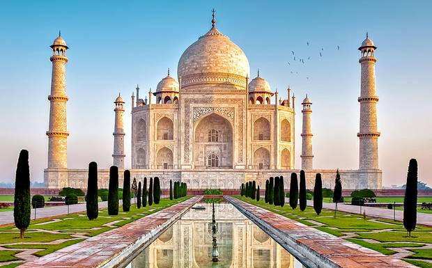 Foto del Taj Mahal, India