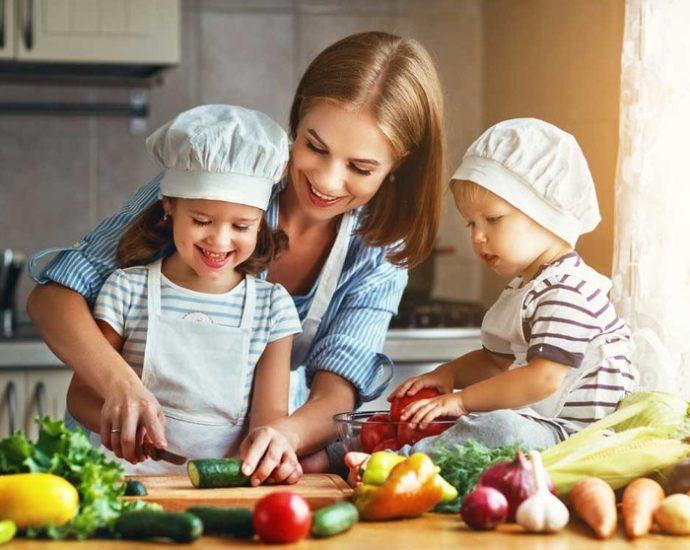Alimentación infantil guía