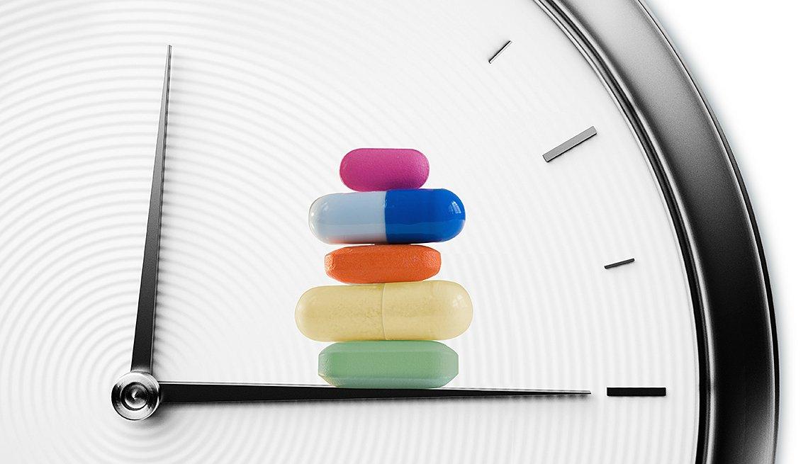 Medicamentos a tiempo