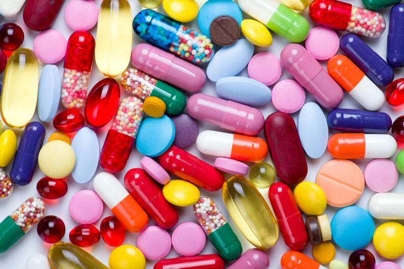 Varios medicamentos