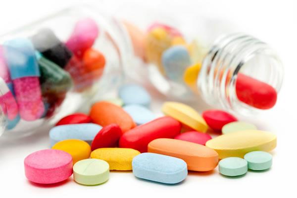 Varios medicamentos genéricos