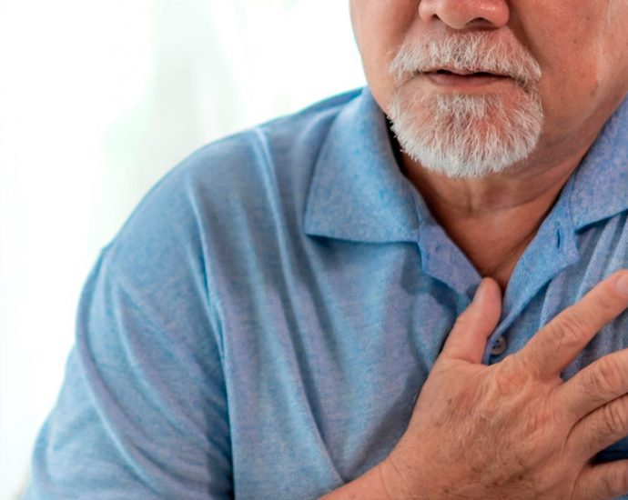 cuídate de la angina de pecho