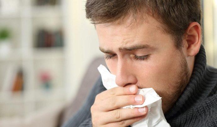 el peligro de toser ocn sangre