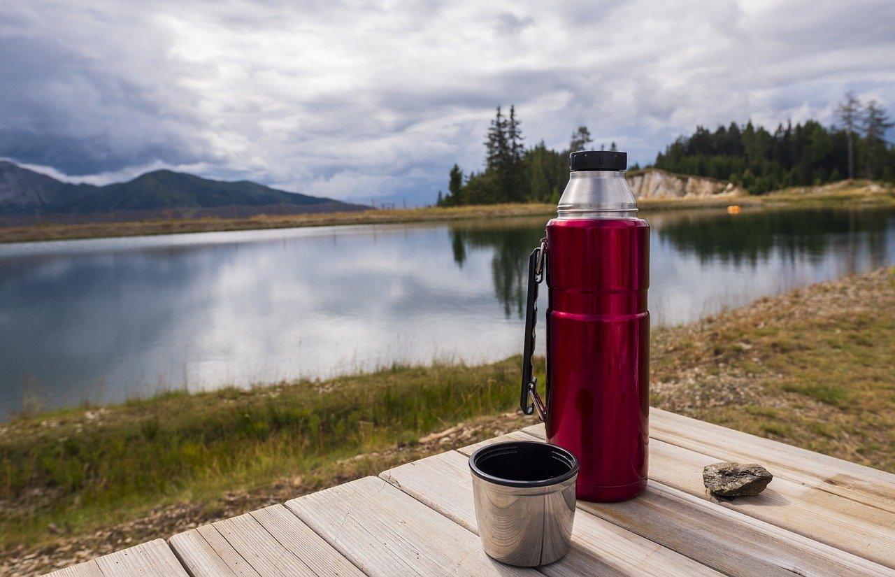 vaso re-utilizable de café